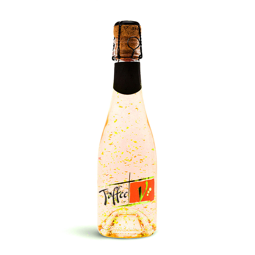 Sparkling Toffee Vodka with Gold - 200ml