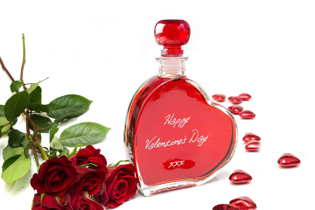 Passion Heart 200ml with Sloe Gin