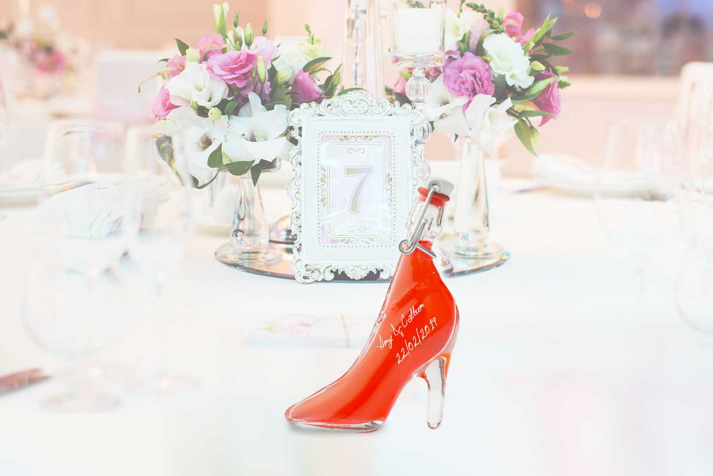 Wedding Favours Shoe 40ml