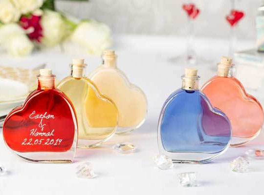 Wedding Favours Passion 50ml