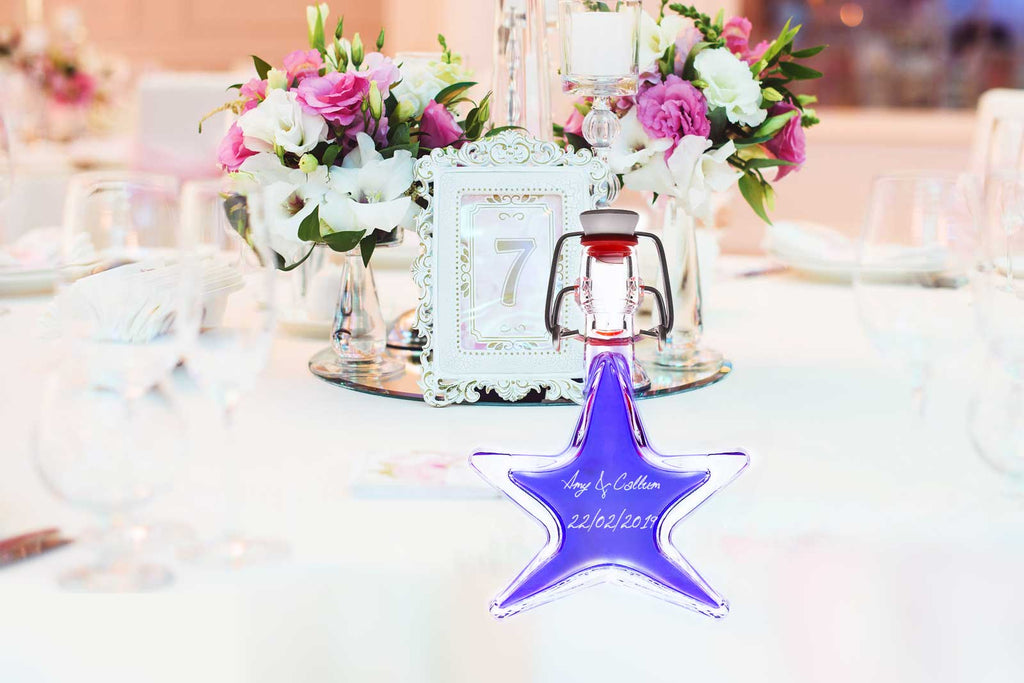 Wedding Favours Star 40ml