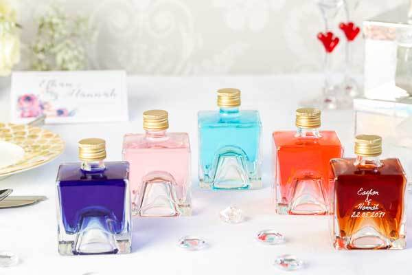 Wedding Favours Tripple Carre 50ml.