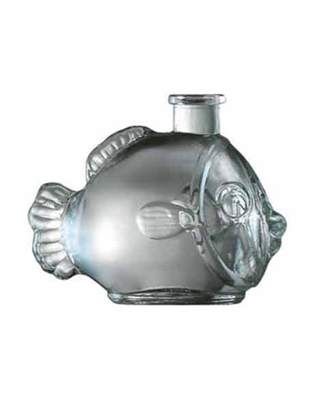 ilgusto glass fish bottle