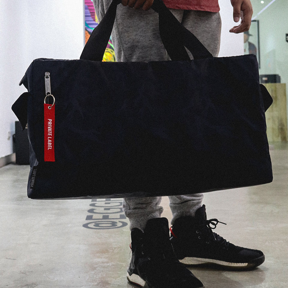 Private Label NYC Duffle Bag Coming to Vault.PH Vault Philippines