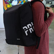 Changing the Way You Travel with Private Label Black Backpack. Available at Vault.PH, The Official Online Retail Partner in The Philippines.