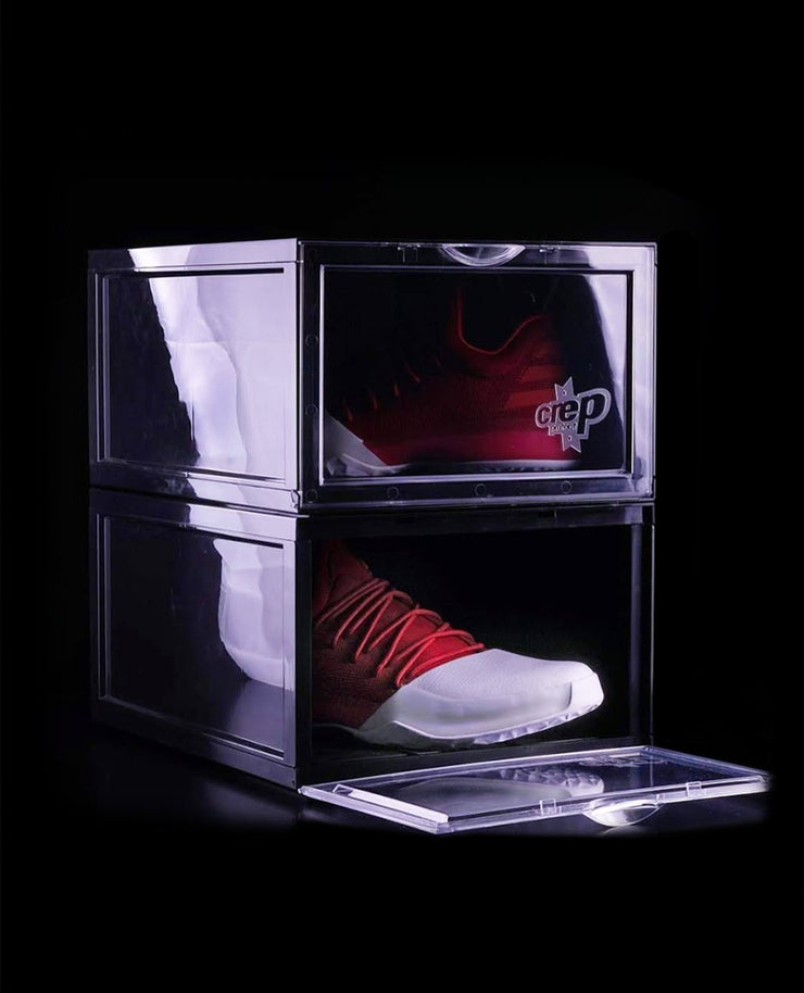 "Crep Protect Crate ""The Ultimate Sneaker Storage Box"" Vault.PH Crep Protect Philippines"