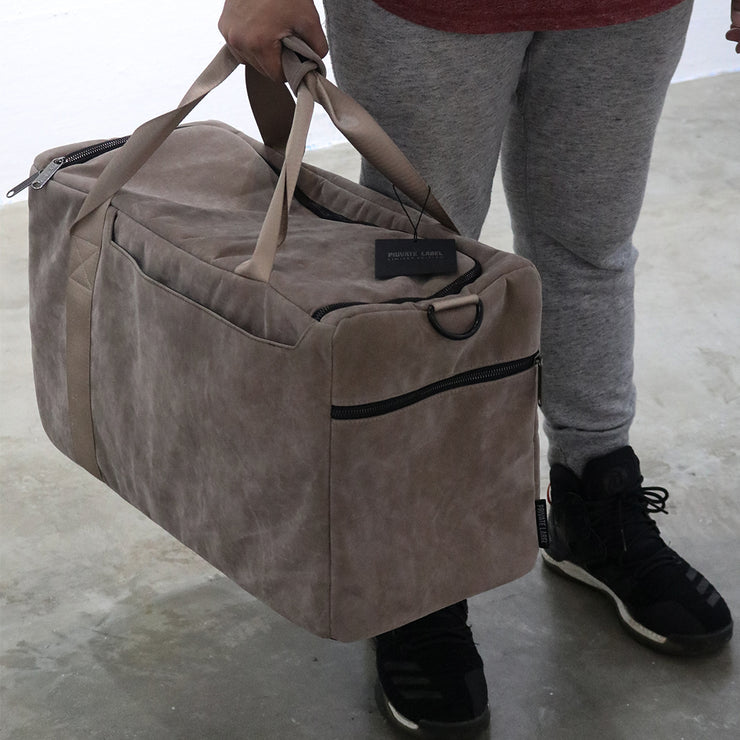 Changing the Way You Travel with Private Label Sandstorm Duffle. Available at Vault.PH, The Official Online Retail Partner in The Philippines.