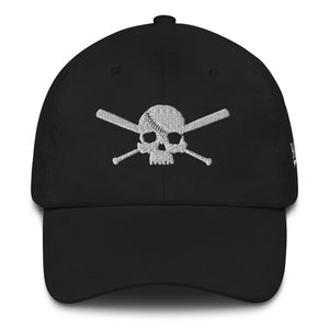 Pirate Baseball Soft-top Cotton Cap