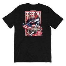 Load image into Gallery viewer, Freedom Baseball Swing - Black Heather
