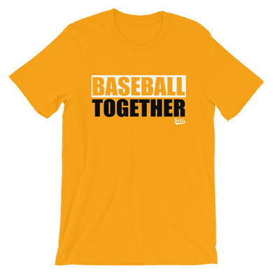 Pittsburgh Baseball Together - Yellow Alternate