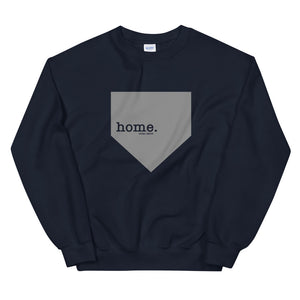 home. Sweatshirt - Navy