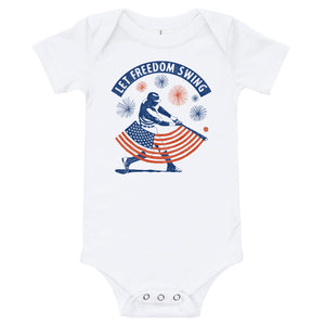Fireworks Night Onesie - White
