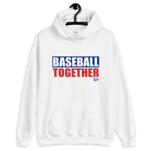 Official Baseball Together Podcast Hoodie