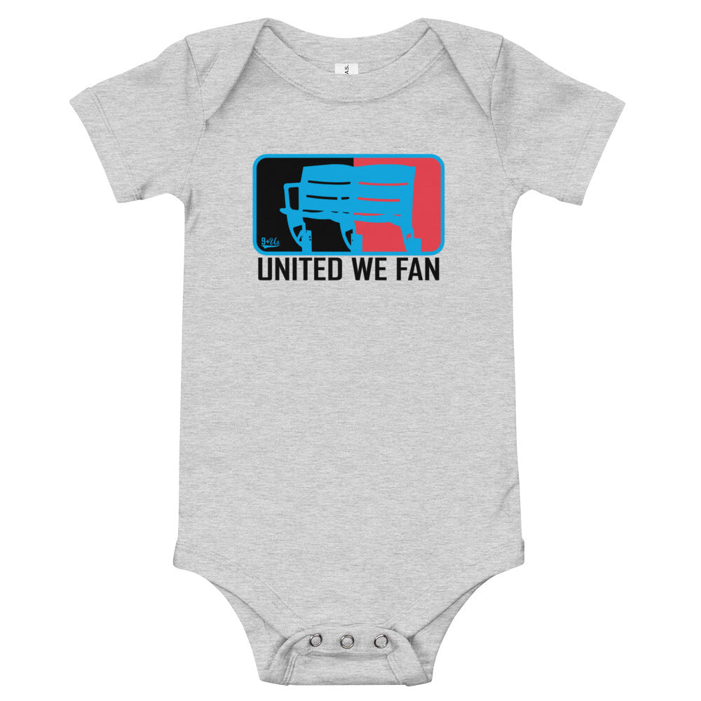 Miami - United We Fan - Onesie
