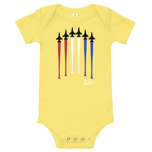 Flyover Onesie - Yellow
