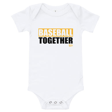Pittsburgh Onesie Baseball Together - Home