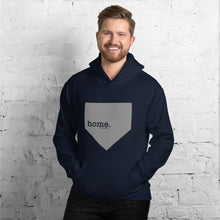 Load image into Gallery viewer, home. Hoodie - Model Men's