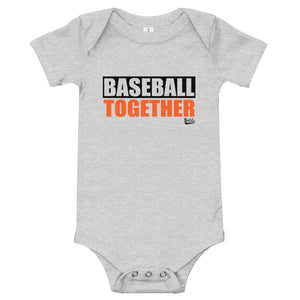 San Francisco Onesie Baseball Together - Away