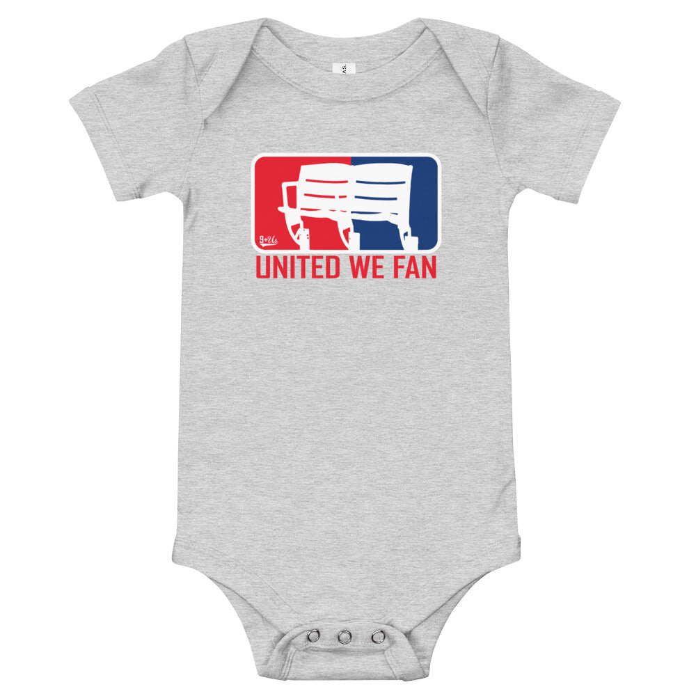 Philadelphia - United We Fan - Onesie