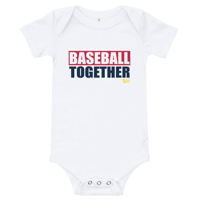 St. Louis Onesie Baseball Together - Home
