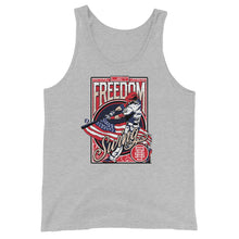 Load image into Gallery viewer, Freedom Swing Tank - Athletic Heather