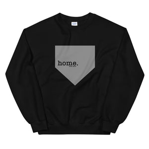 home. Sweatshirt - Black