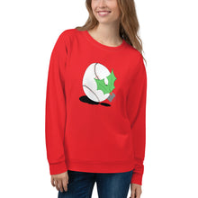 Load image into Gallery viewer, baseball christmas sweatshirt