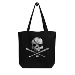 Pirate Baseball Eco Tote Bag