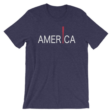 'Merica - Heather Midnight Navy