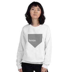 home. Sweatshirt - Model Women's