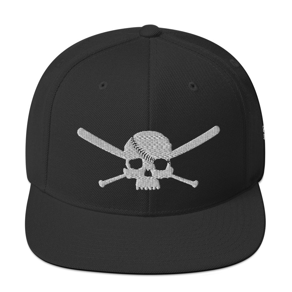 Pirate Baseball Snapback
