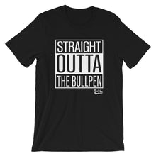 Load image into Gallery viewer, Straight Outta The Bullpen - Black