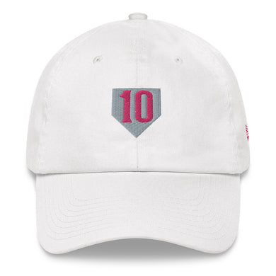 10th Player Dad Hat