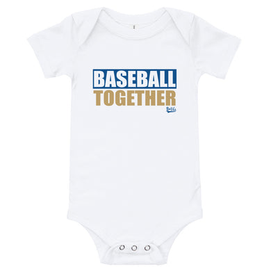 Kansas City Onesie Baseball Together - Home