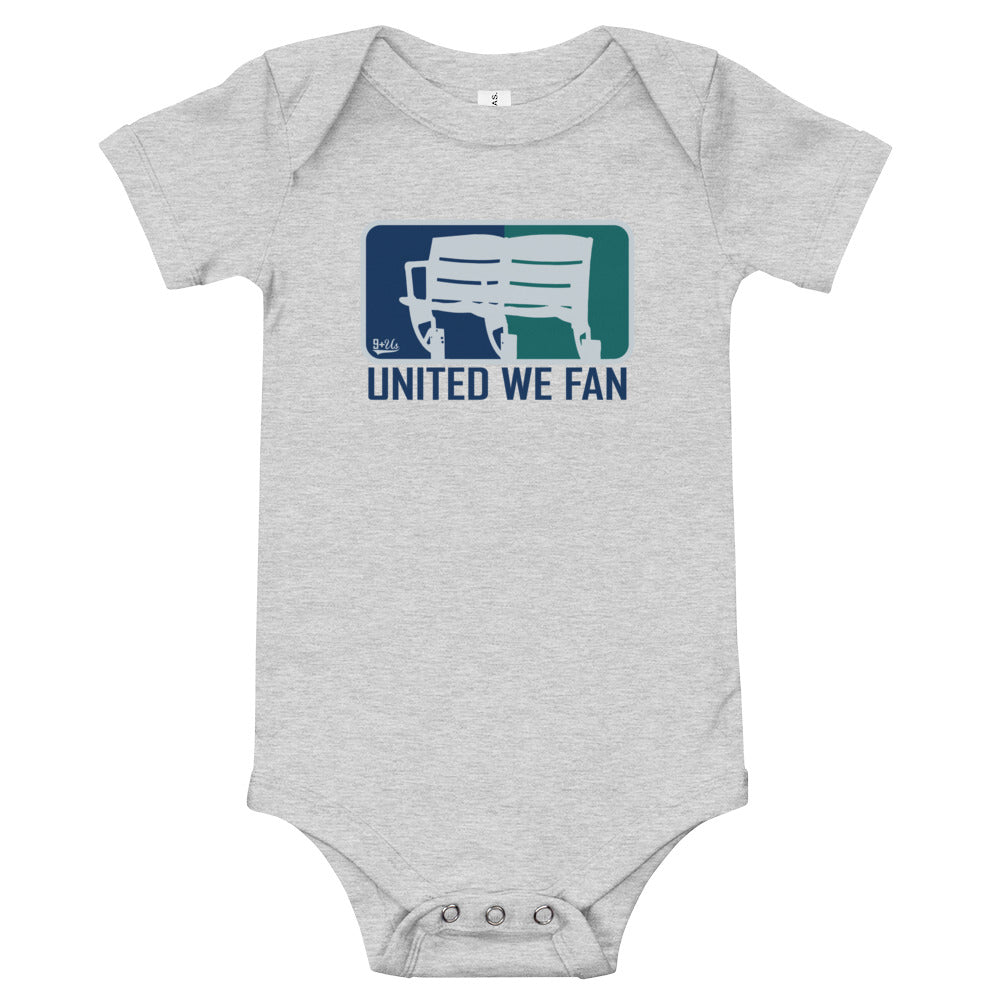 Seattle - United We Fan - Onesie