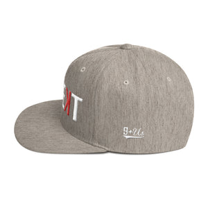 PERFEKT Snapback Side - Heather