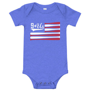 Bat Flag - Onesie