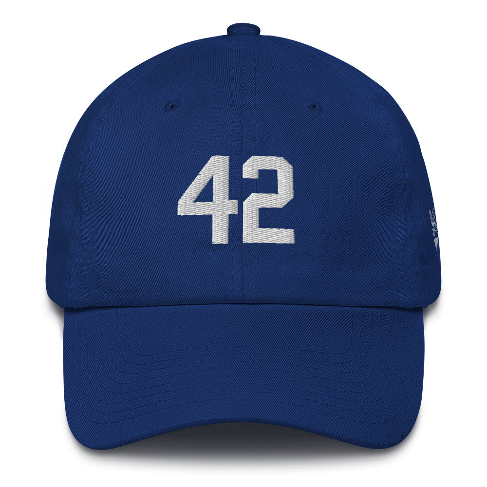 42 Soft-top Cotton Cap