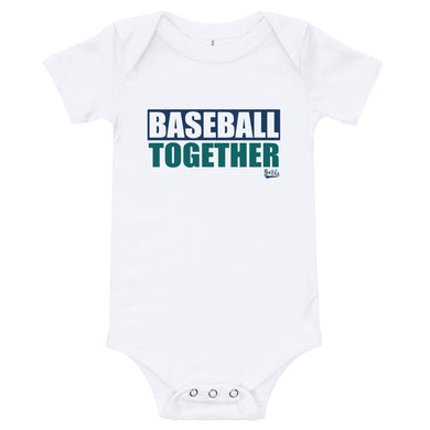 Seattle Onesie Baseball Together - Home