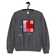 Load image into Gallery viewer, Pitch Pattern Sweatshirt