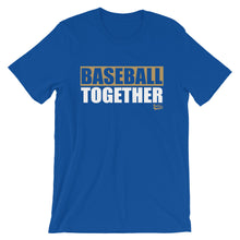 Load image into Gallery viewer, Kansas City Baseball Together - Royal Blue Alternate