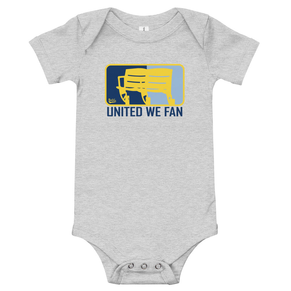 Tampa Bay - United We Fan - Onesie