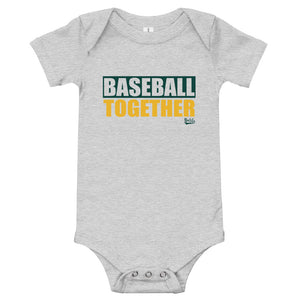 Oakland Onesie Baseball Together - Away