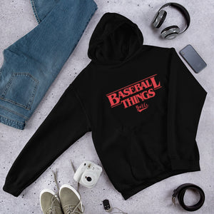Baseball Things Hoodie