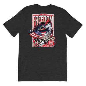 Freedom Baseball Swing - Dark Grey Heather