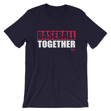 Baseball Together Atlanta - Alternate Navy