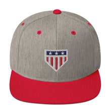 Load image into Gallery viewer, Home of the Brave Snapback Hat