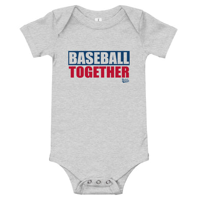 Baseball Together Anaheim Onesie - Away