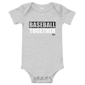 Chicago South Onesie Baseball Together - Away