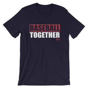 Baseball Together Boston - Alternate Navy